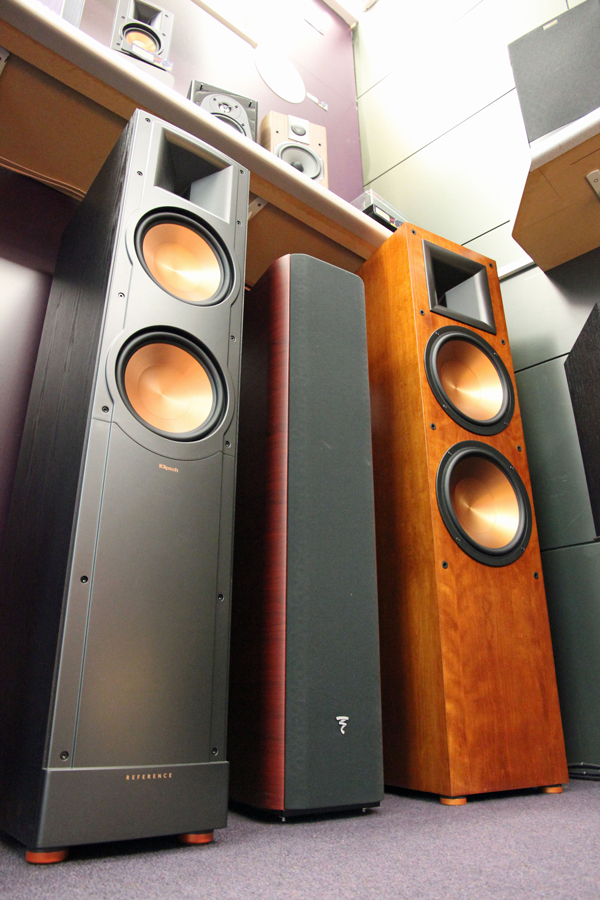klipsch rf 7 ii cherry product review abtec audio. Black Bedroom Furniture Sets. Home Design Ideas