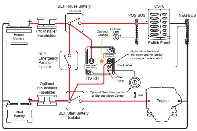 DVSR2 12 volt power solutions 2015 abtec audio lounge blog projecta dual battery wiring diagram at readyjetset.co