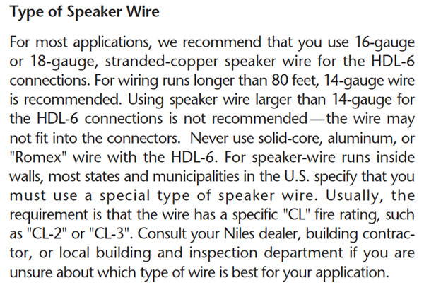 How to use a speaker selector for multi room audio abtec audio revel by contrast provides this table below in their speaker manuals on the recommended gauge wiring to use however the revel case is for upscale keyboard keysfo Image collections