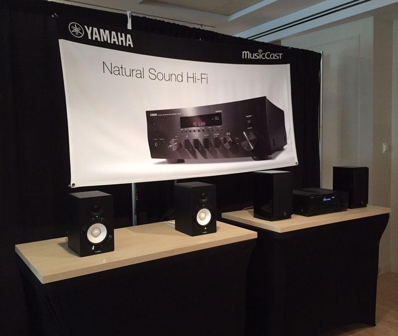 Yamaha MusicCast Wireless Music System Revolutionizes Whole Home
